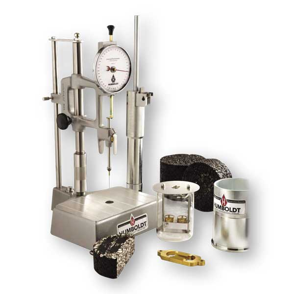 Asphalt Testing Equipment for Protea Botswana