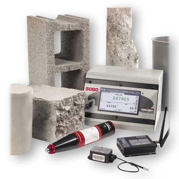 Concrete Testing Equipment for Protea Botswana