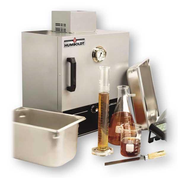 General Laboratory Testing Equipment for Protea Botswana