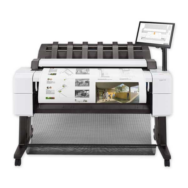 HP Plotter T2600 Product Image for Protea Botswana