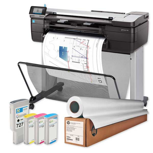 HP Plotters & Accessories Product Image for Protea Botswana