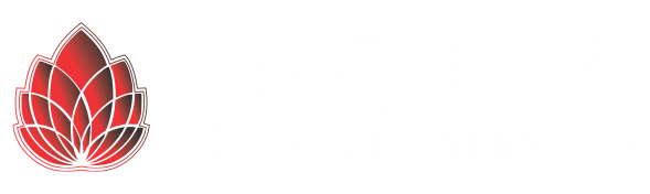 Protea Survey Instruments Logo White