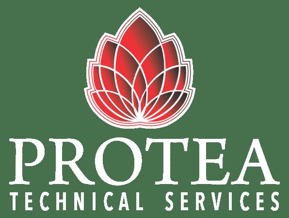 Protea Technical Services Logo Footer